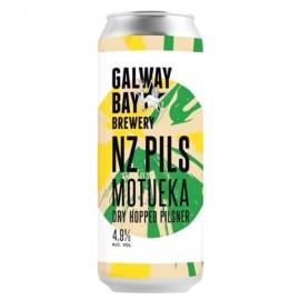 Galway Bay Brewery NZ Pils Motueka Dry Hopped Pilsner