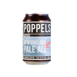 Poppels  New England Pale Ale