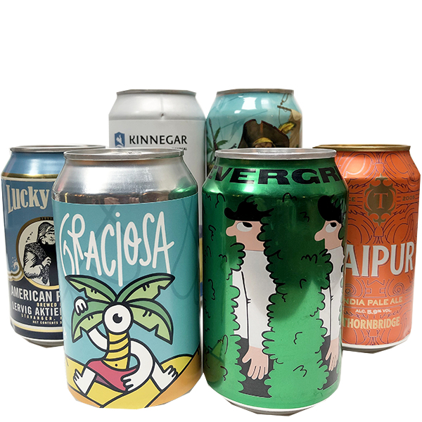 All About IPA 6 Pack