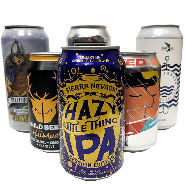 Beer Bundle 1 —Luke's Selection