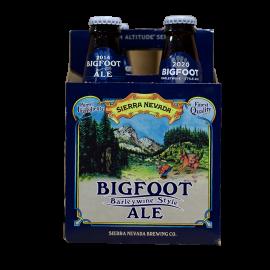 Sierra Nevada Big Foot Mixed Vintage Bottle Pack