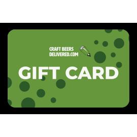 Gift Voucher / Card