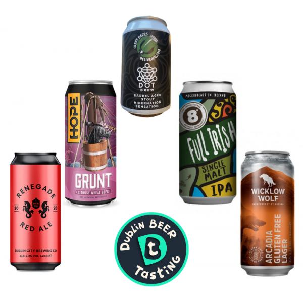 Dublin Beer Tasting Pack