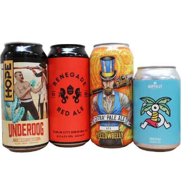 Leinster Beer Bundle
