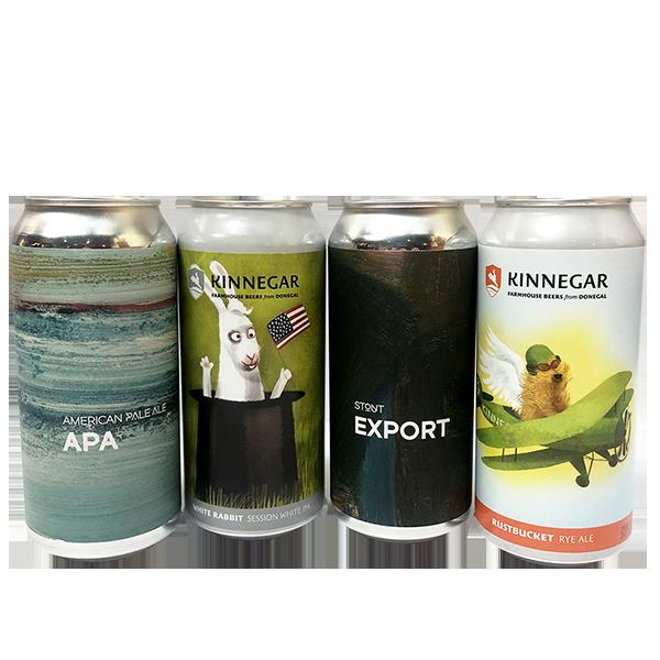 Ulster Beer Bundle