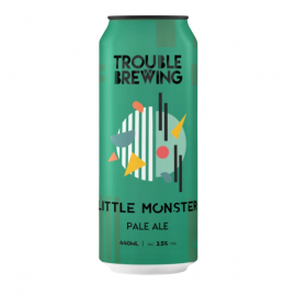 Trouble Brewing  Little Monster