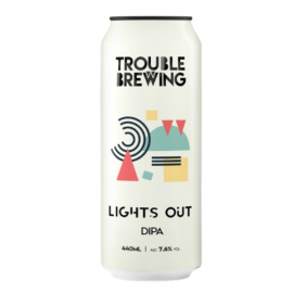 Trouble Brewing Lights Out