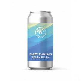 Beer Hut Ahoy Captain Sea Salted IPA