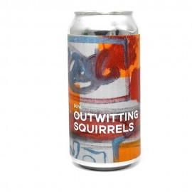 Boundary Brewing Outwitting Squirrels