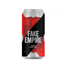 BrewDog Fake Empire