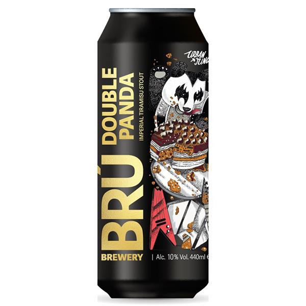 Bru Brewery Double Panda