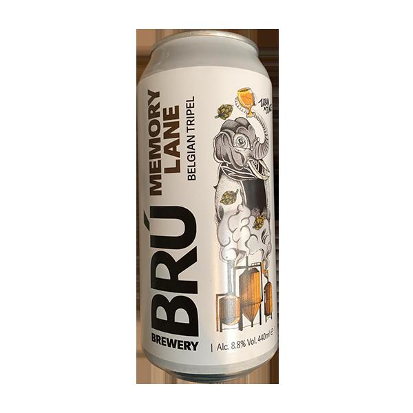 Bru Brewery Memory Lane