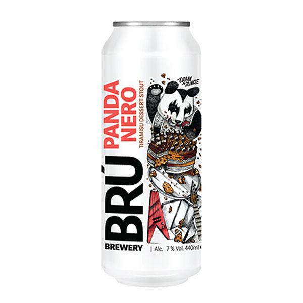 Bru Brewery Panda Nero