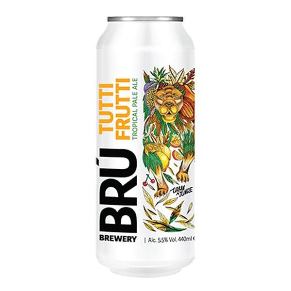 Bru Brewery Tutti Frutti Tropical Pale Ale