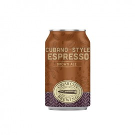 Cigar City Cubano Style Espresso