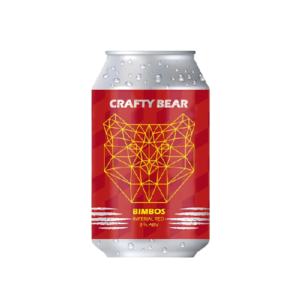 Crafty Bear Bimbos Imperial Red