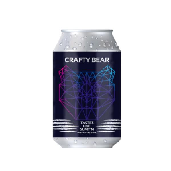 Crafty Bear Tastes Like Sumt'n IPA