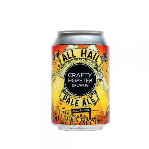 Crafty Hopster All Hail Pale Ale