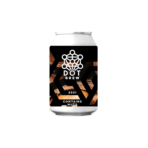 DOT Brew Contains Nuts 2021