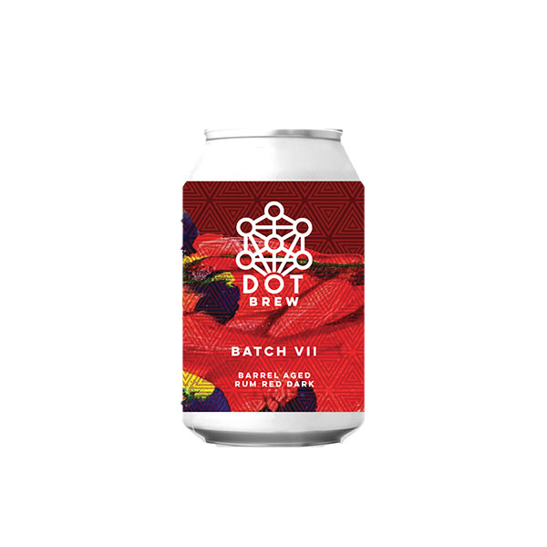 DOT Brew Rum Red Dark VII