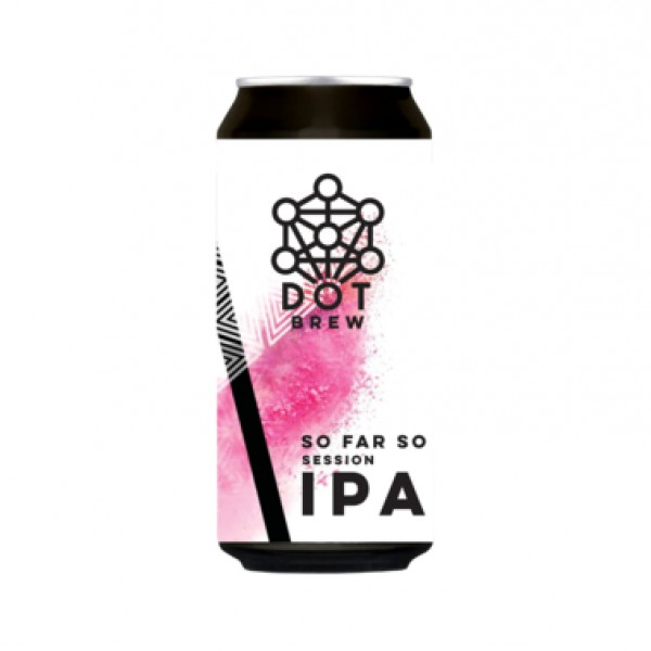DOT Brew So Far So Good