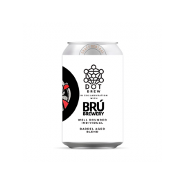 Bru and DOT Brew Collaboration Well Rounded Individual