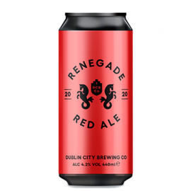 Dublin City Renegade Red Ale