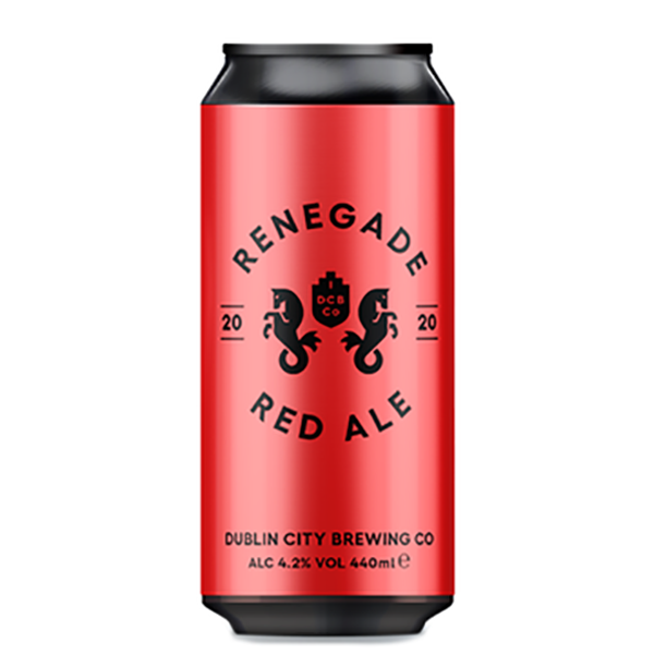 Dublin City Renegade Red Ale