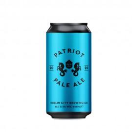 Dublin City Brewing Co. Patriot Pale Ale