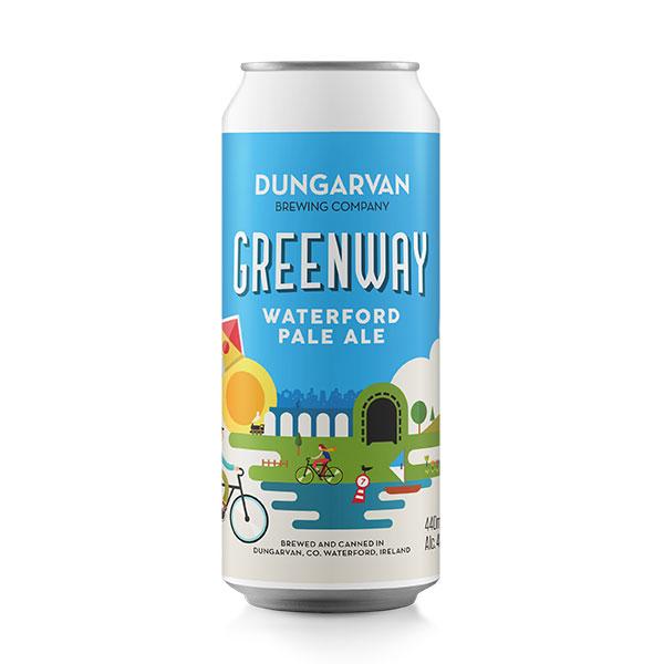 Dungarvan Greenway Waterford Pale Ale