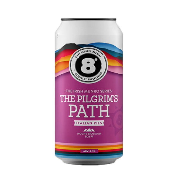 Eight Degrees Pilgrim Path Italian Pils