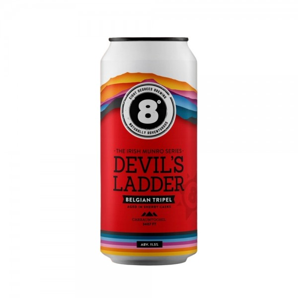 Eight Degrees Devils Ladder