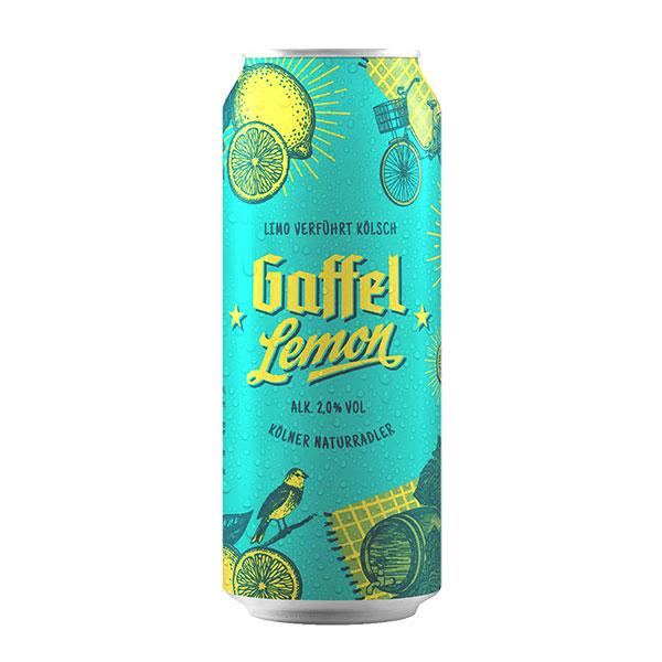 Gaffel Lemon Radler