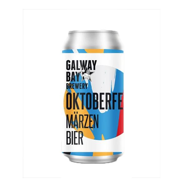 Galway Bay Oktoberfest Marzen Bier