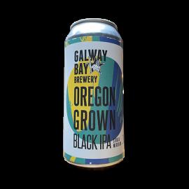 Galway Bay Oregon Grown Black IPA