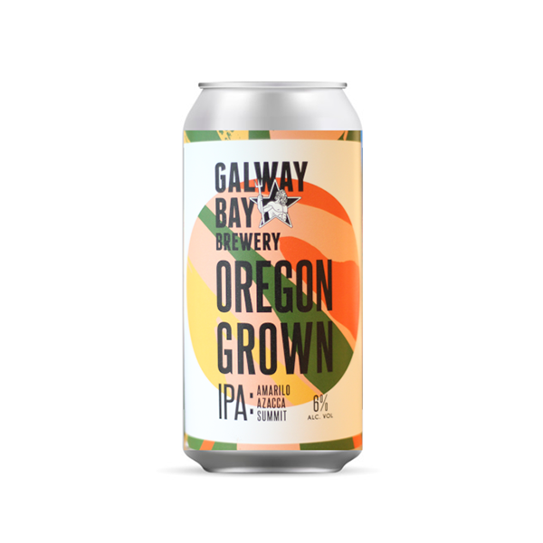 Galway Bay Oregon Grown IPA