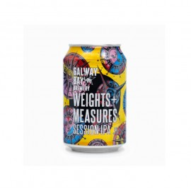 Galway Bay Weights & Measures Citra Session IPA