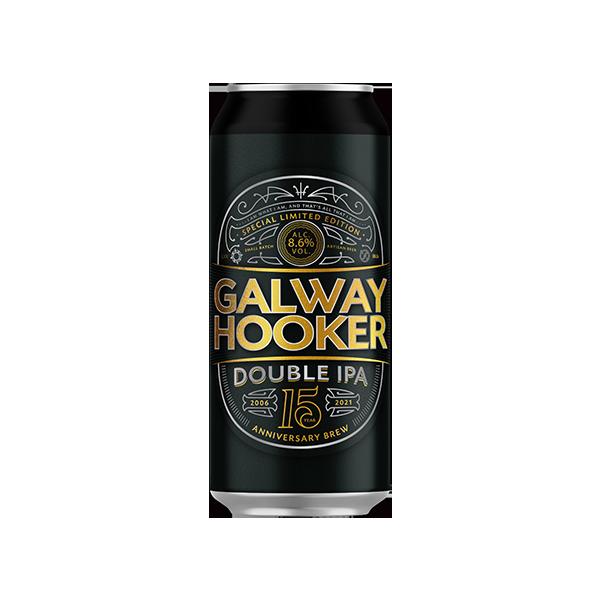Galway Hooker Anniversary Double IPA