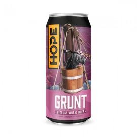 Hope Grunt Wheat Beer
