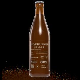 Barrelhead Brewing Hopburgh Helles