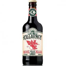 Killarney Brewing Devil's Helles Lager