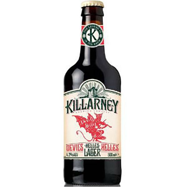 Killarney Brewing Devil's Helles Lager
