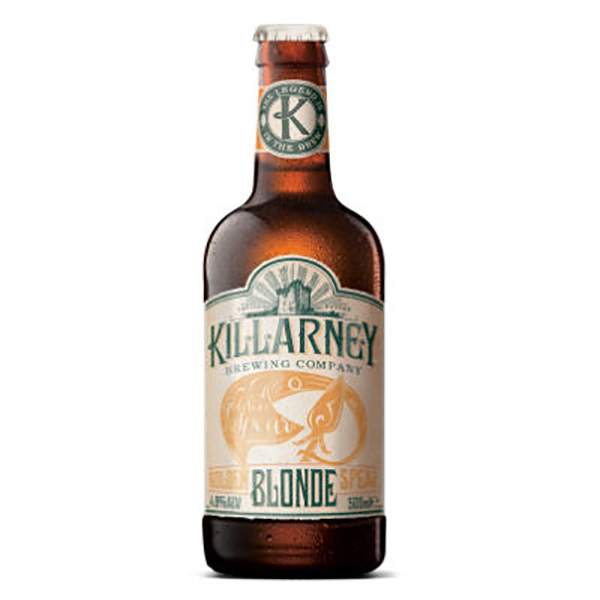 Killarney Brewing Golden Spear Blonde