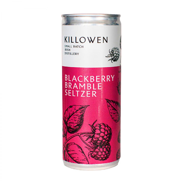 Killowen Blackberry Seltzer