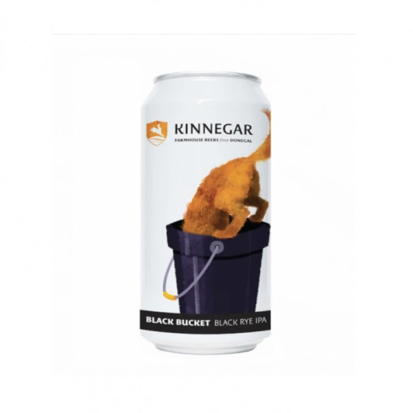 Kinnegar Black Bucket