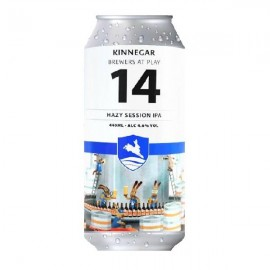 Kinnegar Brewers at Play No. 14 Hazy Session