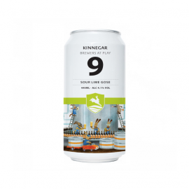 Kinnegar Brewers At Play No. 9 Sour Lime Gose