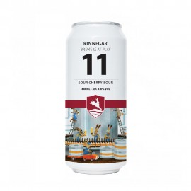 Kinnegar Brewers at Play 11 Sour Cherry Sour