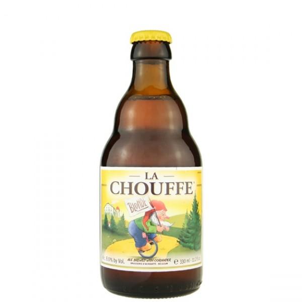 La Chouffe Belgian Blonde Ale