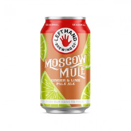 Left Hand Moscow Mule